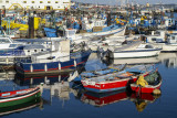 The Fishing Boats Harbour