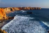 Praia do Tonel e Fortaleza de Sagres