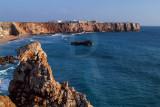A Fortaleza de Sagres na Costa Vicentina