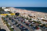 A Praia de Monte Gordo e a Ponta Sueste de Portugal