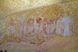 The Presbytery's Wall, by Marko Ivan Rupnik