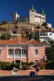 Porto de Mós e o Castelo