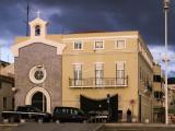 Capela de Nossa Senhora dos Aflitos e Edifício da Capitania