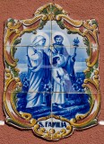 A Sagrada Família em Azulejos
