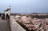 A Nazaré em 12 de março de 2008
