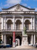 Palácio Nacional da Ajuda (Costa e Silva e Xavier Fabri - 1795-1807)