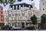 Edifício na Rua Saraiva de Carvalho, n.º 131 - 143