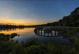 Wildwood Park at Sunset 2