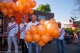 Koningsdag in Hagestein