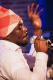 Frontman Stontjie Reggae Crew