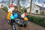 Aankomst Sint Everdingen