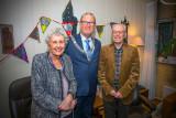 60 Jr Huwelijk •  Echtpaar Van der Vlugt-de Jonge