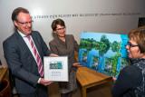 Presentatie PostNL Postzegelserie • Mooi Nederland •  Linge