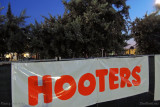 2013 - a new Hooters Restaurant under construction on Palm Springs Mile where IHOP was located for almost 50 years