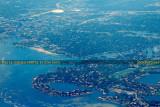 2013 - aerial view of Karen's sister Wendy's home in eastern St. Petersburg
