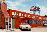 1960's - Bar-B-Q Barn on NW 7th Avenue in North Miami