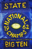 1962 - patch for the National Football Champs at Miami High School