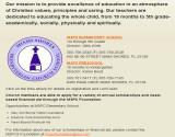 2013 - Karen listed on the Miami Shores Presbyterian Church website