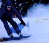 February 2014 - Brenda's son Justin Reiter in AT&T commercial shown every night during the Winter Olympics