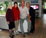January 2014 - Esther, Karen, Jim and Wendy