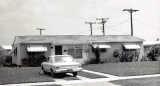 Summer 1964 - the Hattaway home at 7235 W. 15th Avenue, Hialeah