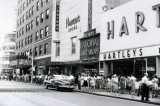 1947 - people waiting to see the movie I Always Loved You at the Olympia Theatre on Flagler Street