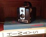Kodak Brownie Hawkeye Flash camera
