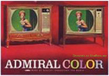 Admiral Spectravision Color Televisions