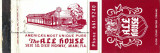 Matchbook cover for The Ale House on South Dixie Highway
