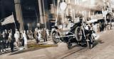Wheelie - the first wheelie documented on film in 1936