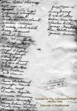 1952 - Mrs. Lenox's 6th Grade Class at Melrose Elementary School - class names for preceding photo