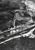 1918 - aerial photo of Marine Flying Field Miami north of the Miami River at approximately NW 33rd Avenue