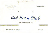 Red Barn Club Images Gallery - click on image to view the gallery