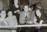 1947 - couples at the Red Barn Club with Mr. & Mrs. George Martin of Tuscaloosa, Alabama on the right (both deceased now)