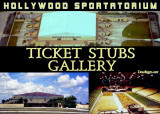 Hollywood Sportatorium Concert Ticket Stubs Gallery - click on image to view