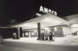 Late 1950's - Terry Auto Service and Amoco gas station