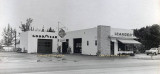 Late 1950's - Leander's Goodyear tire store somewhere in Dade County