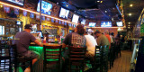 August 2016 - the infamous bar inside Flanigan's Seafood Bar & Grill on W. 84th Street
