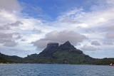 Sea, Mountain and Sky, Bora Bora.