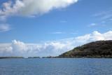 Island Panorama, Bora Bora.