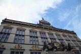 Guildhall Facade, Bremen, Germany.