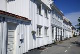 Wooden Houses, Posyeben, Kristiansand, Norway.