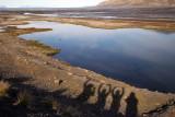 Shadows - Longyearbyen, Spitsbergen, Norway.