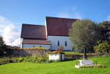 Trondenes Church, Trondenes, Norway.