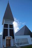 Town Church, Harstad, Norway.