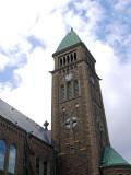 Vasa Church, Gothenburg, Sweden.