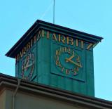 HARBITZ  CLOCK