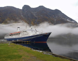 MARCO POLO AT EIDFJORD
