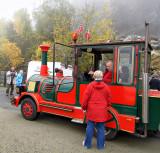 TOURIST TRAIN STOP