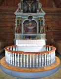 CHURCH ALTAR AT OLDEN